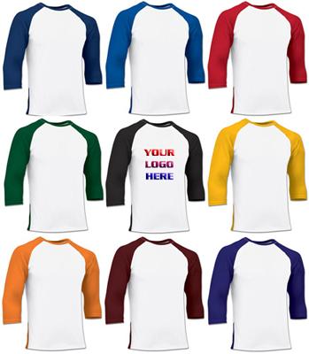 Baseball shirts team t shirts 25 off coupon screen for Baseball jersey t shirt custom
